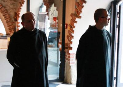 La journée des moines