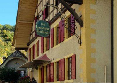 Maison du Lieutenant Baillival