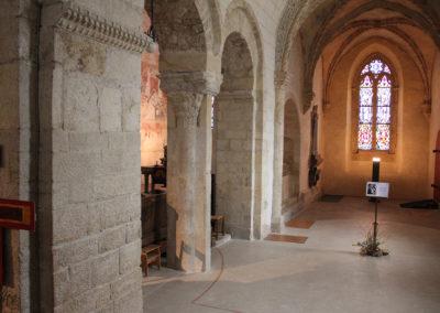 Chapelle sud