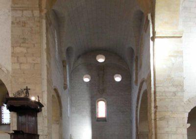 Transept, côté nord