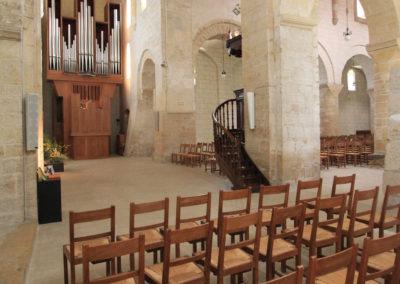 Transept, côté sud